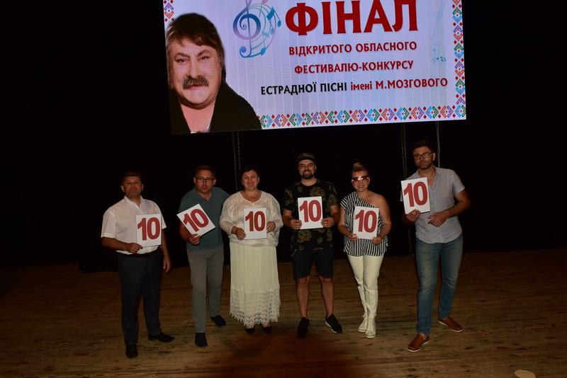 23 серпня оголосять переможців обласного конкурсу імені Миколи Мозгового