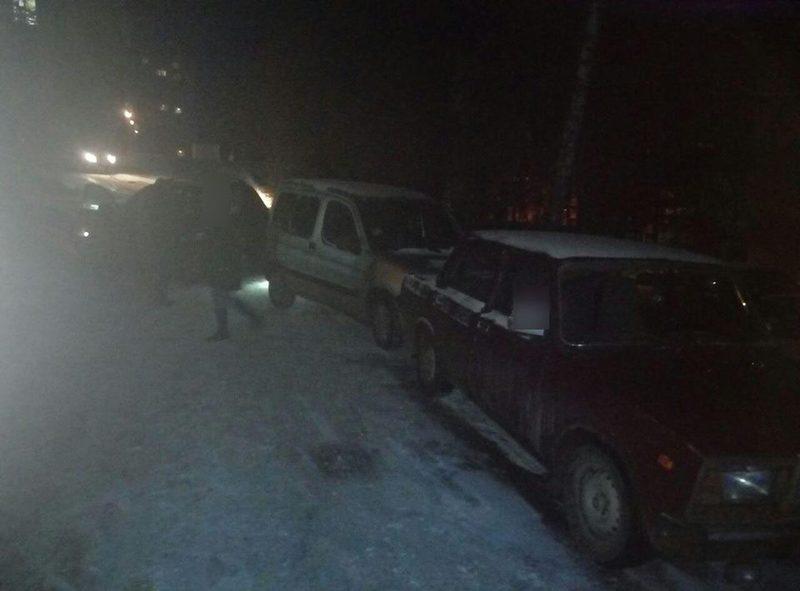 В аварії постраждали лише автівки