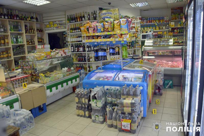 Подія сталася 29 травня у продуктовому магазині на вулиці Чорновола