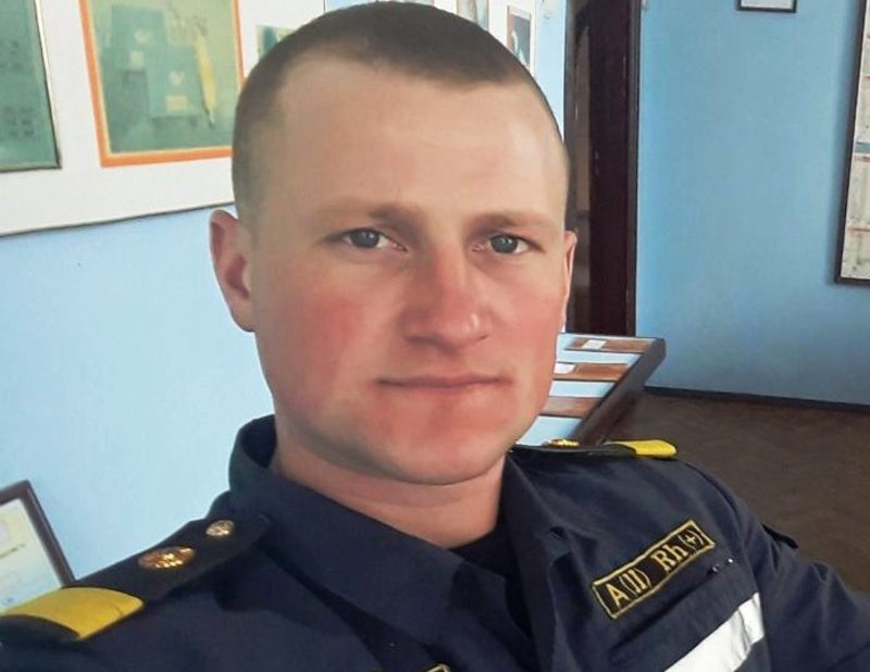 Ярослав Миринюк зник 20 травня