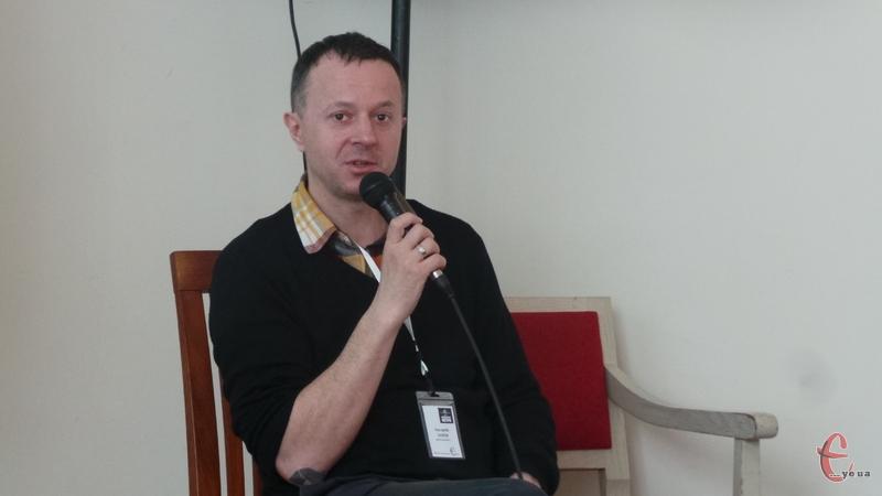 Андрій Зоїн розповів про соціальне значення стріт-арту