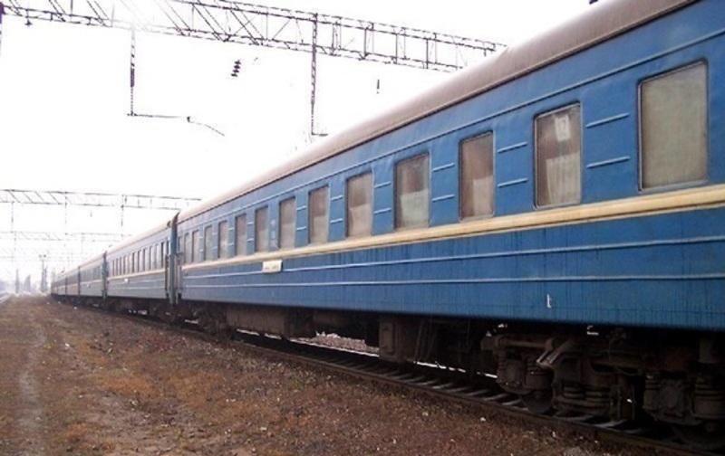 У Хмельницькому зранку стріляли в пасажирський потяг
