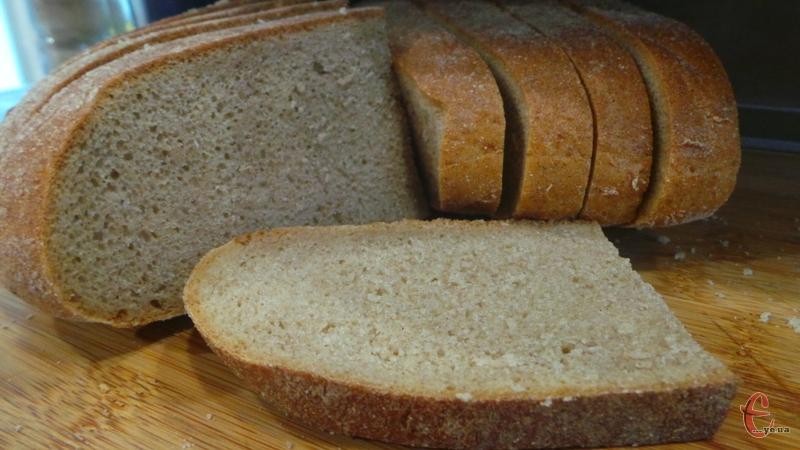 Оптова ціна хліба зросла на 35 копійок