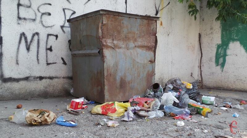 Вивезення сміття з середини серпня подорожчає майже вдвічі