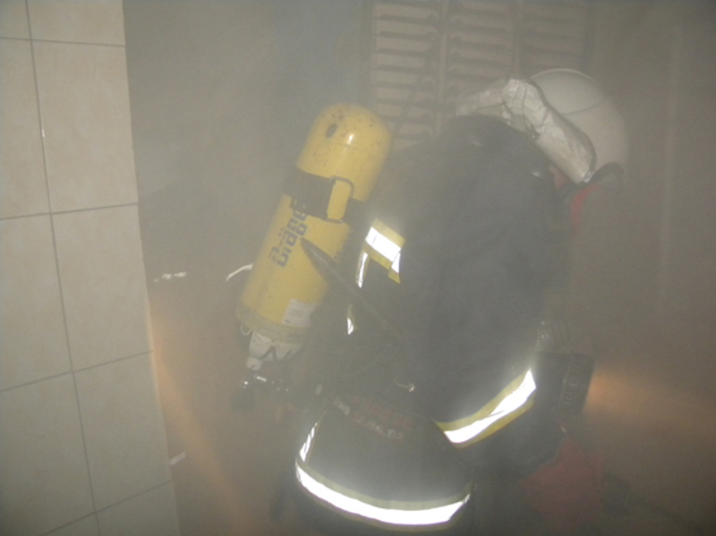 Про пожежу повідомили місцеві жителі