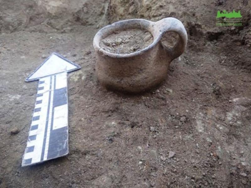 Науковці продовжують натрапляти на нові знахідки на території Строго замку