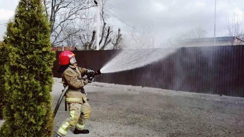 З початку року на Хмельниччині зареєстрували 564 пожежі