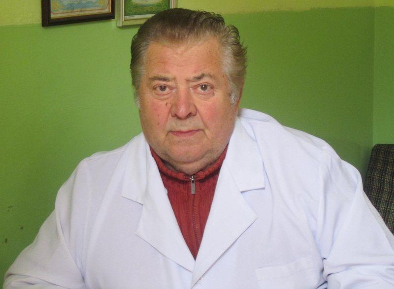 Минулого року Іван Чорнобай відзначив своє 75-річчя