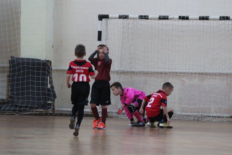Кращою командою з Хмельниччини в Кубку України з футзалу U-13 став хмельницький