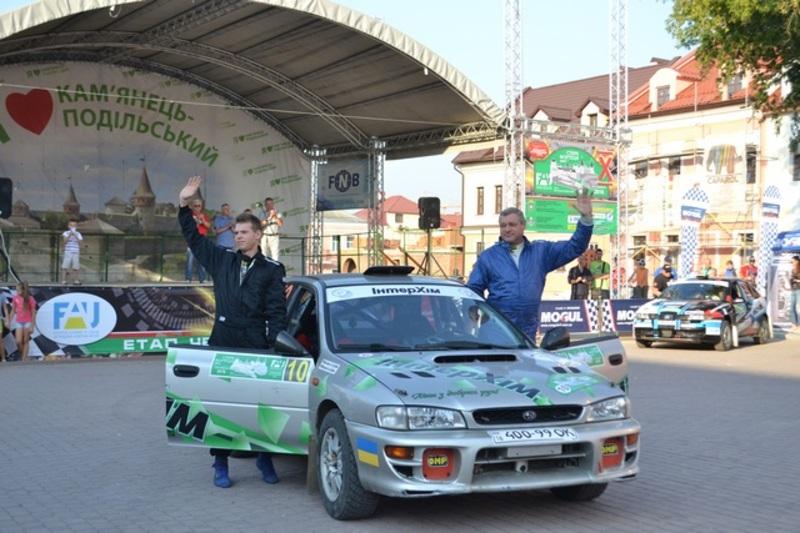 Офіційна церемонія відкриття змагань  відбулася на площі Польський ринок