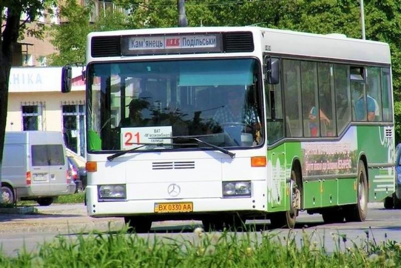 Містом перестають курсувати пільнові автобуси