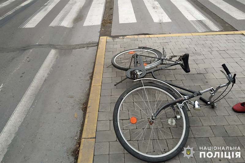 Аварія сталася на перехресті вулиць Північної та Грушевського