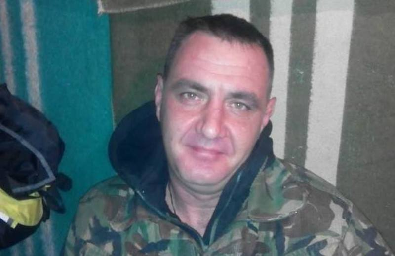 Сергій Мелимука підірвався на розтяжці у зоні АТО