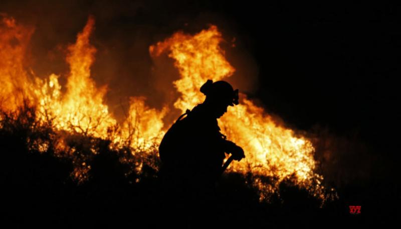 Про пожеже повідомили близько четвертої ранку