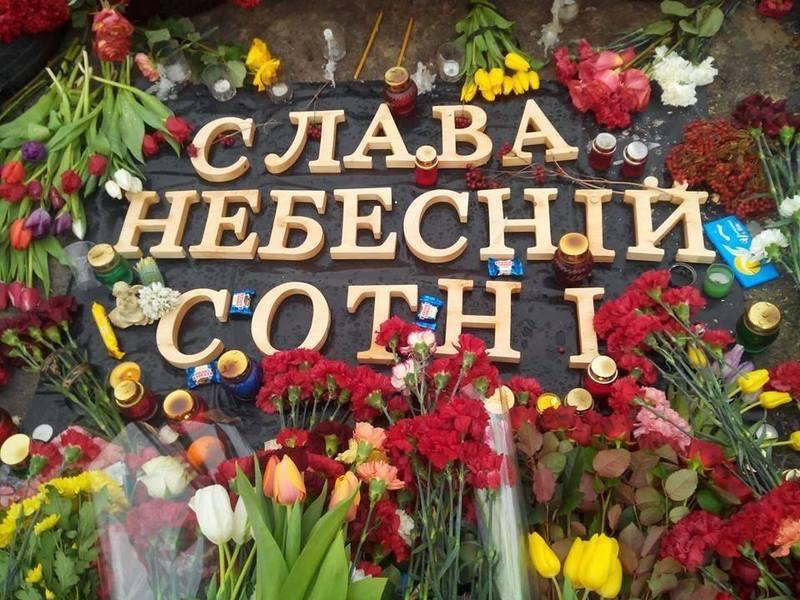 2017 рік – третя річниця подій на Майдані