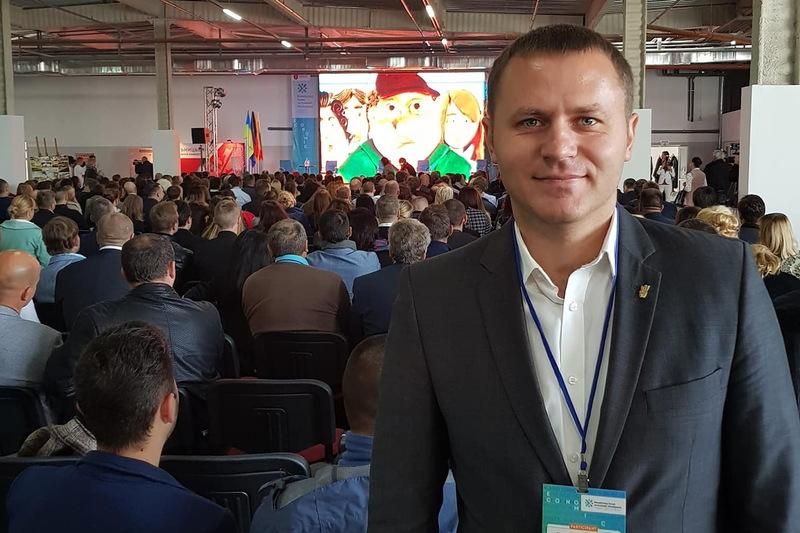 Михайло Постіко переміг на виборах міського голови Кам'янця-Подільського