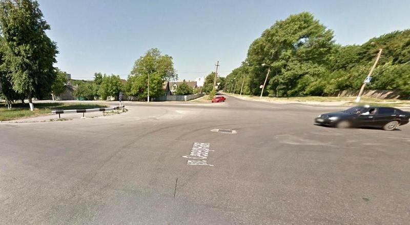 Кругове перехрестя з'явиться на перетині Грушевського-Північна