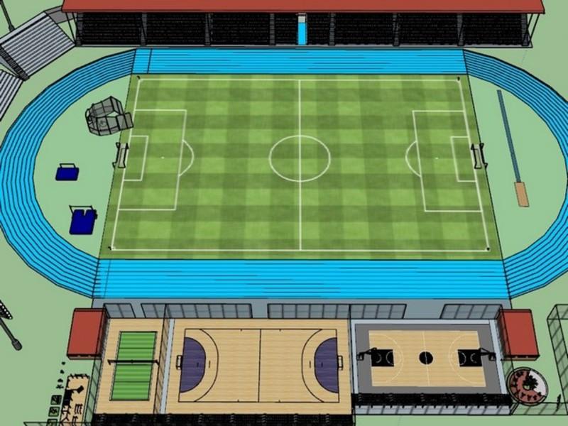 Наразі формується бачення,яким має бути міський стадіон