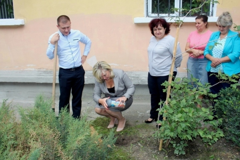 Капсулу відкопають на 50-річчя Незалежності України