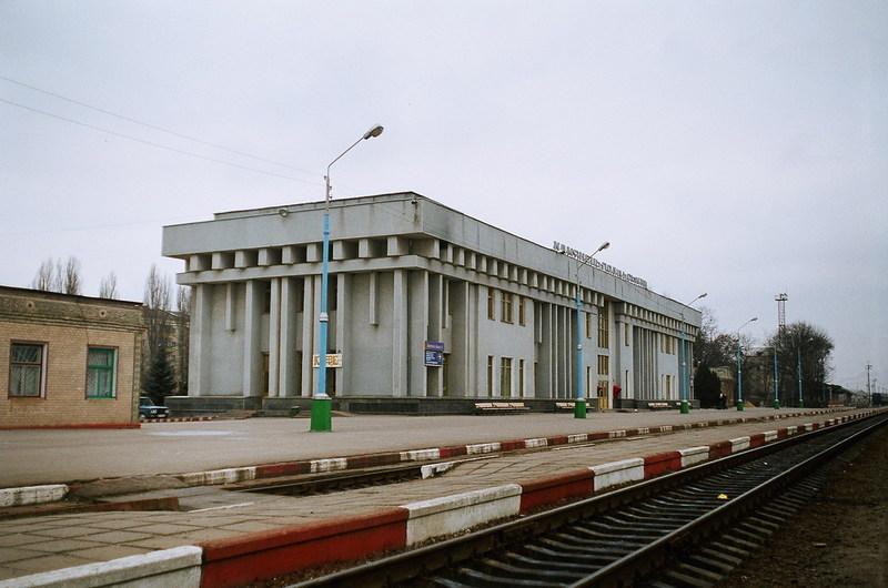 Через повідомлення про замінування залізничний вокзал не працював до 23-ї години