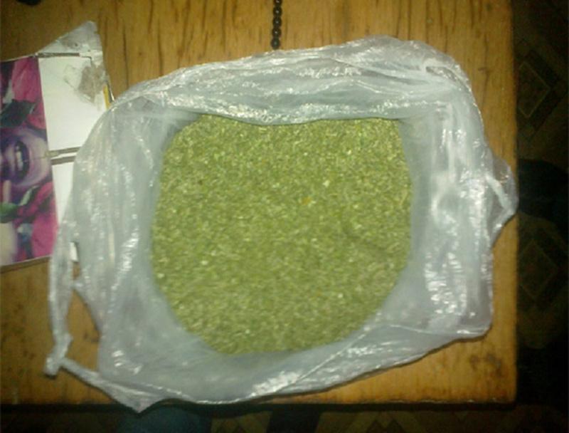 У студента знайшли два кілограми наркотиків