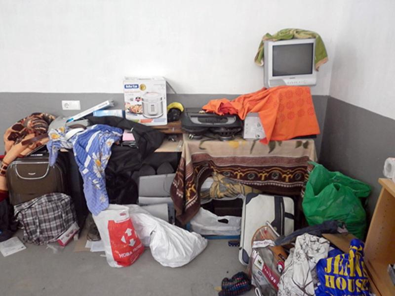Під час обшуку у підозрюваного знайшли викрадені речі