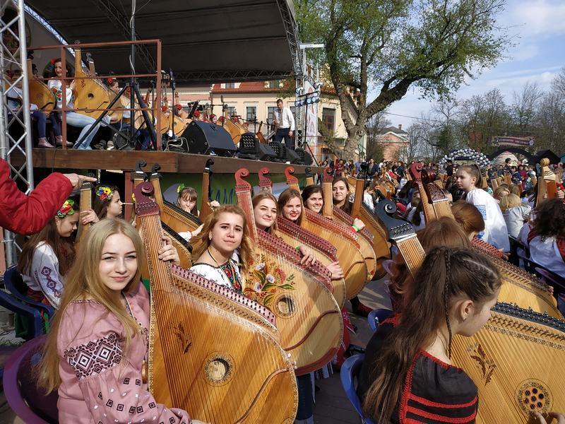 Фестиваль-конкурс бандурного мистецтва «Кобзарському роду нема переводу» у Кам'янці-Подільському стає вже традиційним