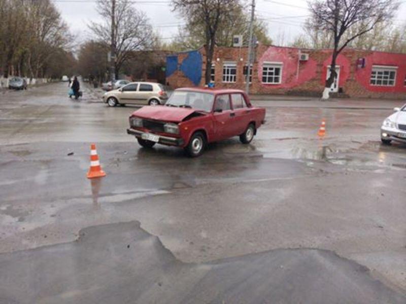 Один із автомобілів зник