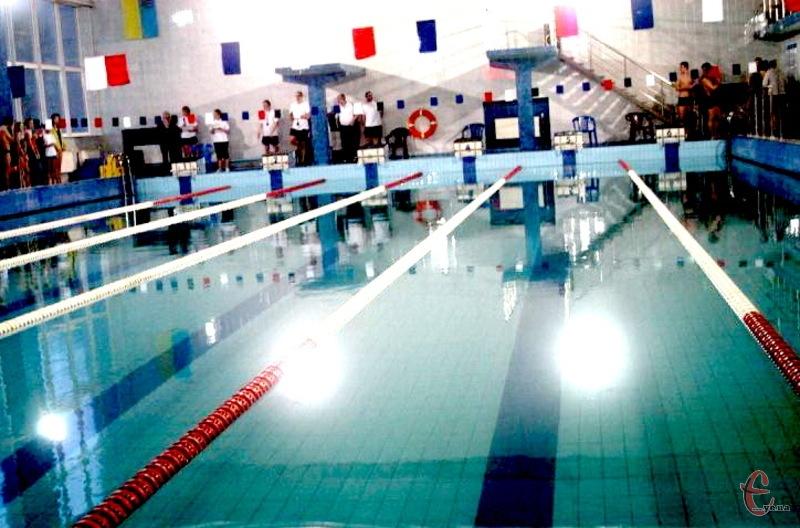 Будівництво спортзалу з басейном обійдеться бюджету майже 23 мільйони гривень
