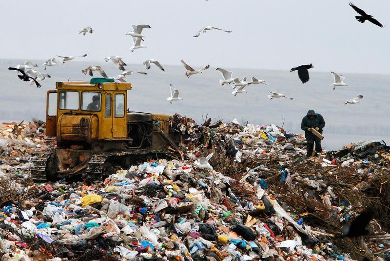 Дмитро Коміссаренко готовий вкласти кошти в обладнання для сміттєпереробки