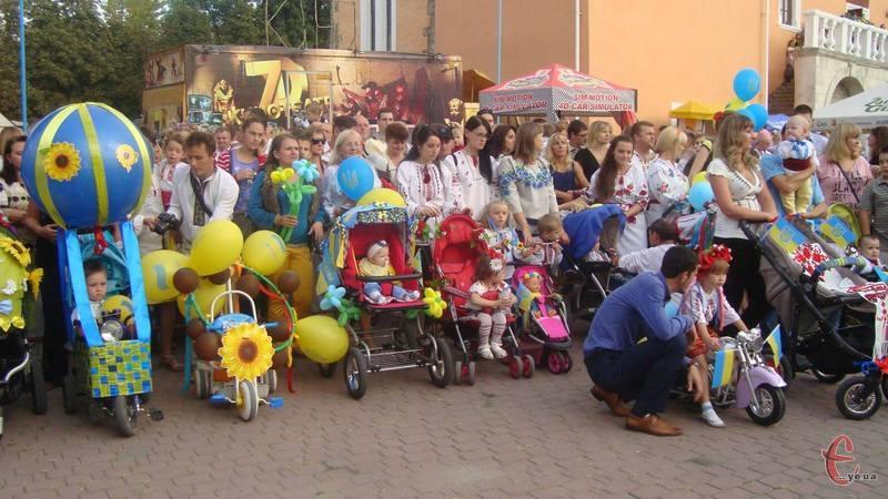 Малюки-патріоти - наше українське майбутнє