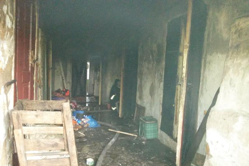 На пожежі загинув чоловік