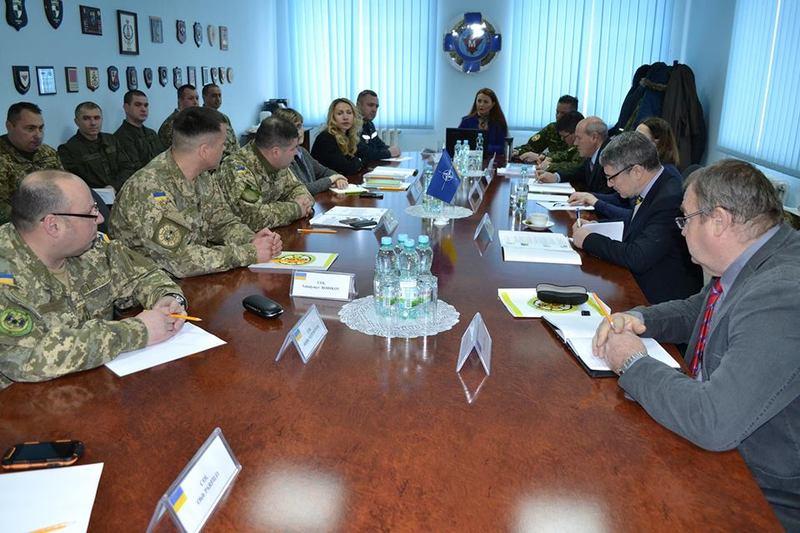 До української делегації увійшли представники усіх вітчизняних силових міністерств і відомств