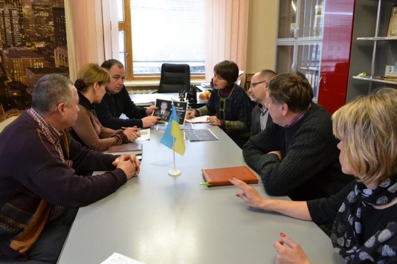 Відбулося чергове засідання комісії з розгляду питань встановлення меморіальних дошок та знаків у Кам'янці-Подільському