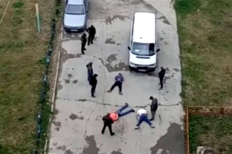 Щоб затримати зловмисника, залучали спецпідрозділ «КОРД»