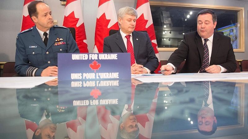 Канада направить в Україну 200 військових інструкторів.