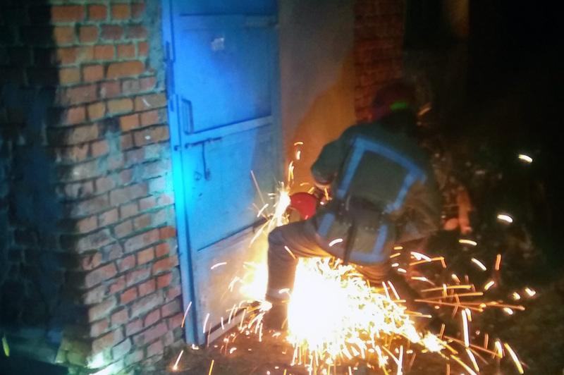 Завдяки оперативним і професійним діям вогнеборців пожежу вдалося ліквідувати