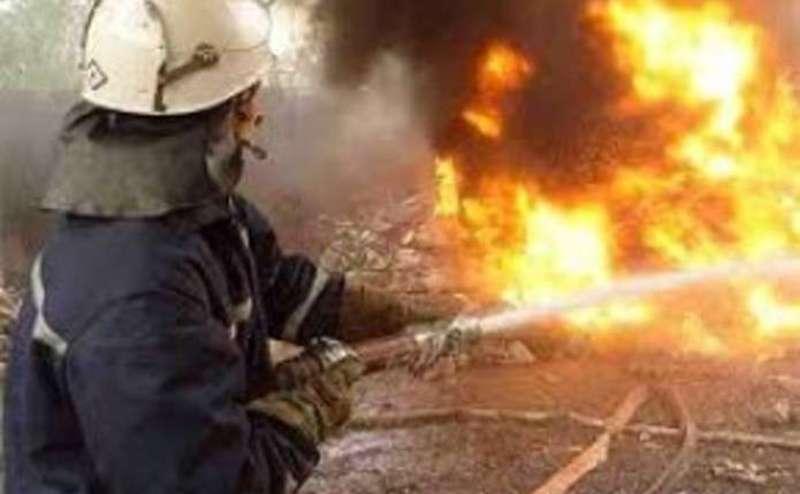 Пожежа сталася у селі Баговиця Кам'янець-Подільського району
