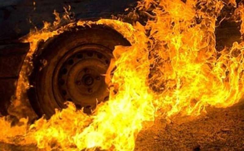 Чому загорілись авівки наразі не повідомляють