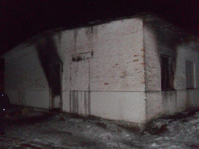 Чоловік загинув під час пожежі