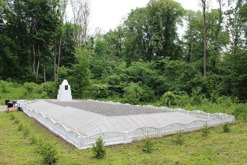 Пам\'ятник відкрили на Красилівщині