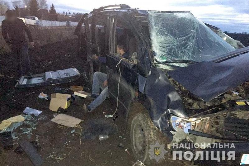 Про ДТП до Красилівського відділу поліції повідомили свідки