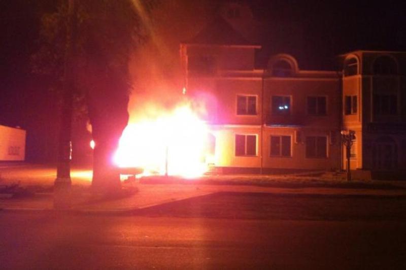 Пожежу локалізовано власними зусиллями, постраждалих немає