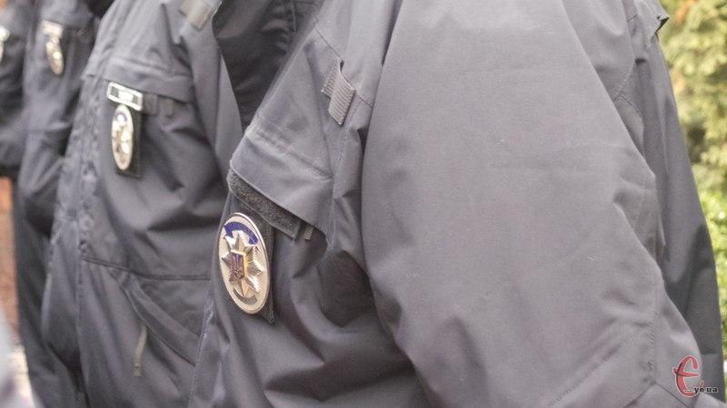 Поліцейські з'ясовують обставини події
