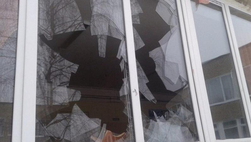 Злодій розбив вікно і проник у помешкання
