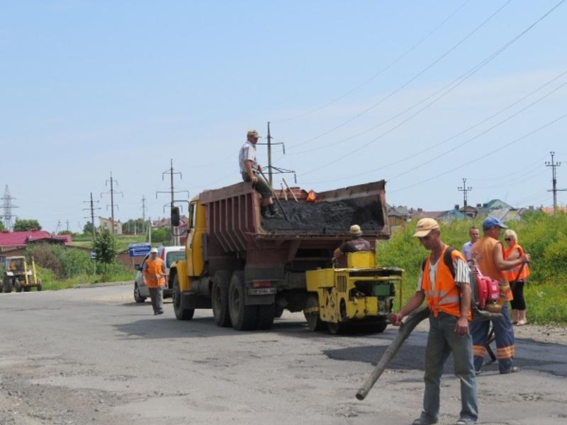 Уже виконано ремонтних робіт на суму майже 300 тисяч гривень