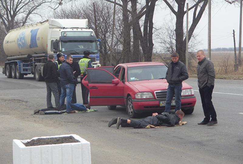 Підозрюваними виявились раніше судимі жителі Вінниці.