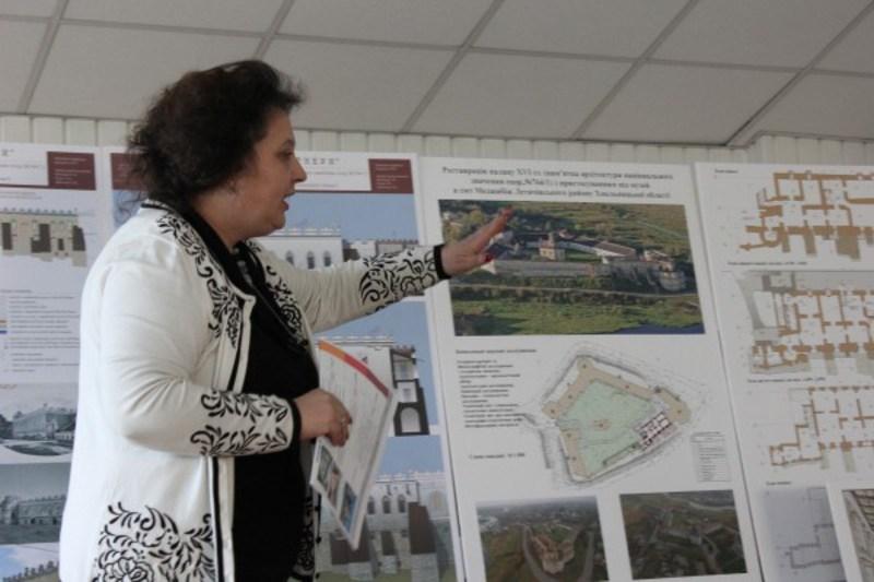 Проект реставрації обговорили на засіданні Консультативної ради