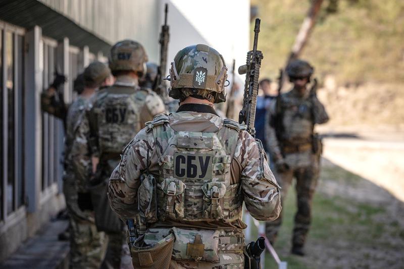 Два дні в Нетішині та  Острозі (Рівненська область) проходимуть міжрегіональні тактико-спеціальні  антитерористичні навчання СБУ