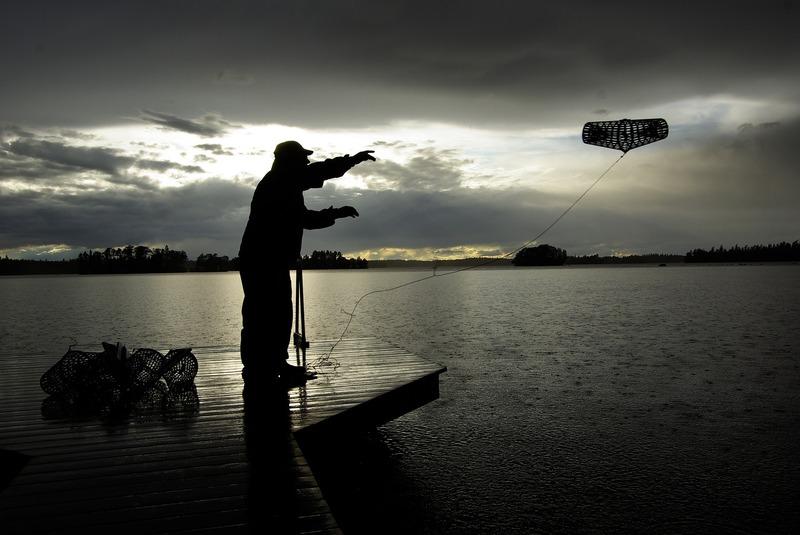 Чоловік, який ловив раків у заборонений період, має сплатити 1700 гривень штрафу
